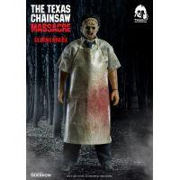 The Texas Chainsaw Massacre Leatherface figurine échelle 1:6 Threezero 903237