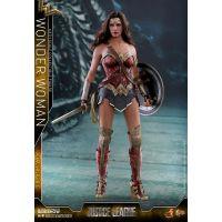 Wonder Woman Justice League Movie Masterpiece Series version Deluxe figurine échelle 1:6 Hot Toys 903121