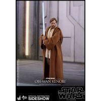 Star Wars Épisode III: La Revanche des Siths Obi-Wan Kenobi Série Movie Masterpiece figurine échelle 1:6 Hot Toys 903476