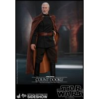 Star Wars Episode II: Attack of the Clones Count Dooku 1:6 figure Hot Toys 903655 MMS496