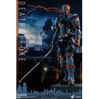 Batman: Arkham Origins Deathstroke 1:6 figure Hot Toys 903668 VGM030