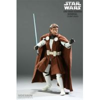 Star Wars General Obi-Wan Kenobi Jedi Master (Clone Wars) 1:6 figure Sideshow Collectibles 2175