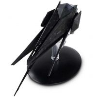 ​Star Trek Discovery Figure Collection Mag #29 Ba'ul Fighter Eaglemoss