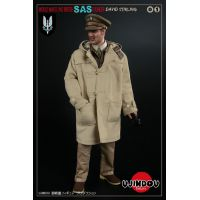 SAS British Founder David Stirling WWII 1943 1:6 figure Ujindou U9001