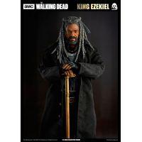 The Walking Dead King Ezekiel 1:6 figure Threezero 906808