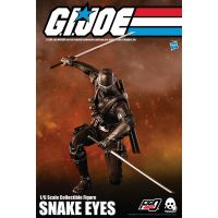 Snake Eyes 1:6 scale figure Threezero 907234