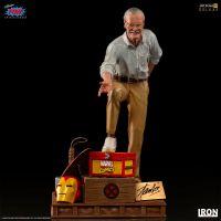 Stan Lee Deluxe Statue 1:10 Iron Studios 906844