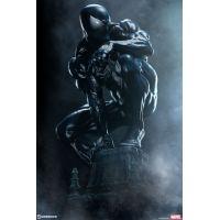 Symbiote Spider-Man Premium Format Figure Sideshow Collectibles 300744