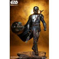 The Mandalorian Premium Format Figure Sideshow Collectibles 300786