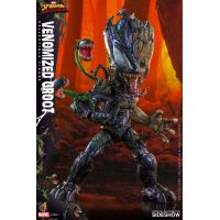 Venomized Groot Collectible Figure Hot Toys 906989