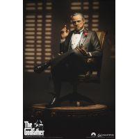 Vito Andolini Corleone (1972) 1:3 Statue Damtoys 907212