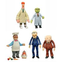 Muppets Action Figures Best Of Series 2 Set Diamond Select