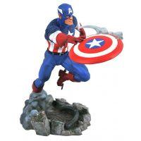 Marvel Comic Gallery VS Captain America PVC Diorama Diamond Select