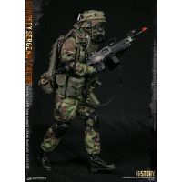 Marine Corps SAW GUNNER urban warfare exercises 1:6 scale figure Damtoys 78082