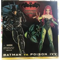 Batman VS Poison Ivy 12-inch figures (1997) Collector's edition Kenner 27807
