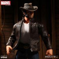 One-12 Collective Marvel Logan Mezco Toyz
