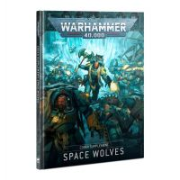 Warhammer 40,000 Space Wolves Codex Supplement HC ISBN 978-1-83906-113-4