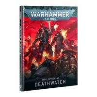 Warhammer 40,000 Deathwatch Codex Supplement HC ISBN 978-1-83906-105-9