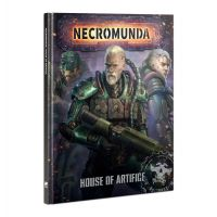 ​Necromunda House of Artifice HC ISBN 978-1788269575
