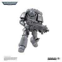 Warhammer 40,000 Series 7 pouces - Space Marine Primaris Intercessor Artist Proof McFarlane