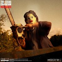 One-12 Collective Texas Chainsaw Massacre Leatherface Deluxe Mezco Toys