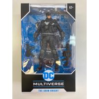 DC Multiverse 7-inch Dark Knights Metal - Batman The Grim Knight McFarlane Toys