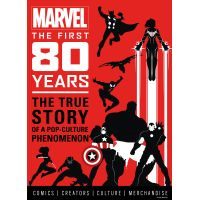 ​Marvel The First 80 Years HC ISBN 978-1787735088