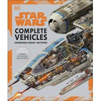 Star Wars Complete Vehicles New Edition HC ISBN 978-0-7440-2057-1