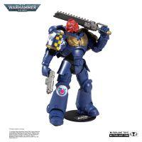 Warhammer 40,000 Series 7 pouces - Ultramarines Primaris Assault Intercessor McFarlane