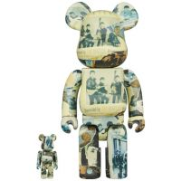 Be@rbrick The Beatles 'Anthology' 100% & 400% Collectible Figure Medicom Toy 907524