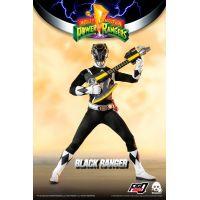 Black Ranger 1:6 Scale Figure Threezero 907472