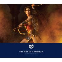 DC: Collecting the Multiverse: The Art of Sideshow Book Sideshow Collectibles 501146 ISBN-13: 978-1-64722-138-6