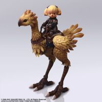 Shantotto & Chocobo Collectible Set figures Square Enix 907308
