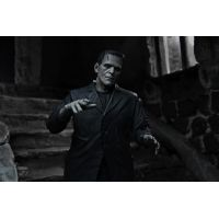 Ultimate Frankenstein's Monster (B&W) 7-inch Scale Figure NECA 04805