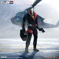 One-12 Collective G.I. Joe: Destro Action figure Mezco 76390