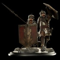Dwarf Soldiers of the Iron Hill 1:6 scale statue WETA WW22037