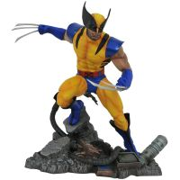 Marvel Gallery Vs Wolverine Statue Diamond Select