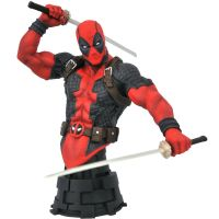 Marvel Comic Deadpool 1:7 Scale Bust Diamond Select
