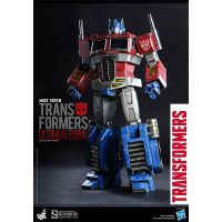 Transformer Optimus Prime (Version Starscream) Hot Toys TF001 (902246)