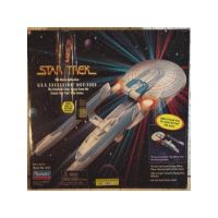 Star Trek The Movie Collection USS Excelsior NCC-2000 ship (1995) Playmates Toys 6127