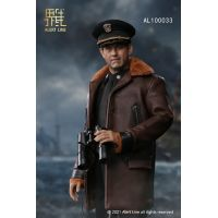 WWII US Navy Destroyer Commander 1:6 scale figure Alert Line AL100033