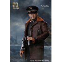 Commandant de Destroyer Marine américaine Seconde Guerre Mondiale Figurine échelle 1:6 Alert Line AL100033