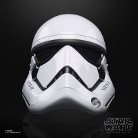 Star Wars The Black Series Casque électronique First Order Stormtrooper Hasbro