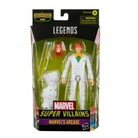 Marvel Legends Super Villains 6 pouces BAF Xemnu Series Figure - Marvel's Arcade Hasbro