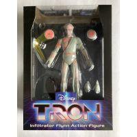 Tron (1982) Series 1 - Infiltrator Flynn Diamond Select Toys
