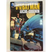 Tales of the Batman Archie Goodwin HC ISBN 978-1-4012-3829-2