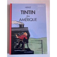 Tintin En Amérique (Album Couleur Version Petit Vintième)