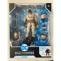 DC Multiverse 7 pouces Batman Last Knight on Earth BAF Bane - Wonder Woman McFarlane Toys