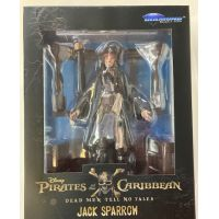 Pirates of the Caribbean Dead Men Tell No Tales 7-inch - Jack Sparrow Diamond Select Toys