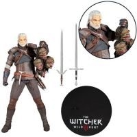 ​The Witcher 3: The Wild Hunt Geralt of Rivia 12-inch McFarlane Toys